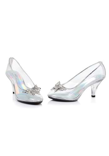 Click Here to buy Womens Clear Princess Shoes from HalloweenCostumes, CDN Funds & Shipping