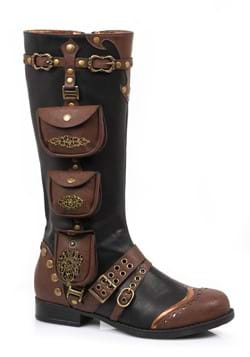 Womens Steampunk Boots