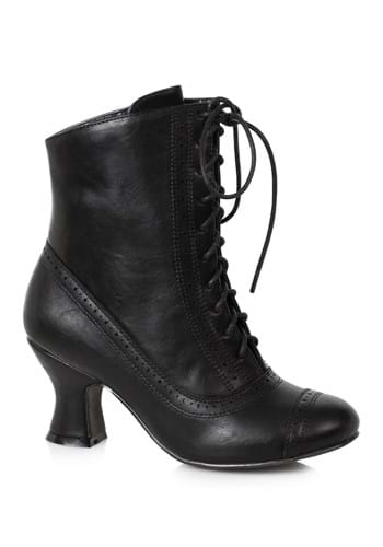 Womens Victorian Black Boots