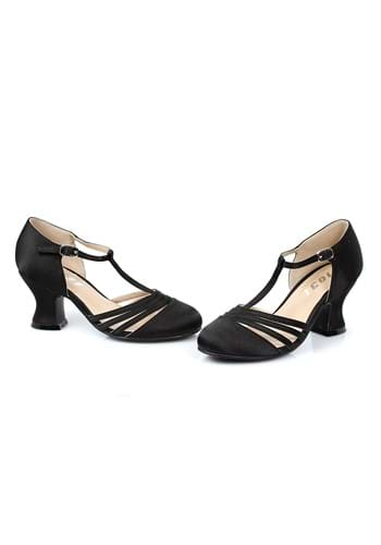 Click Here to buy Girls Black Flapper Shoes from HalloweenCostumes, CDN Funds & Shipping
