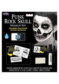 Punk Rock Skull Makeup Kit