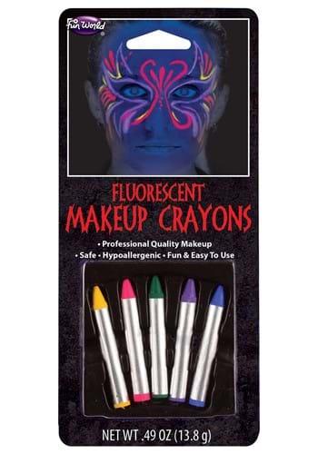 Fluorescent Makeup Kit