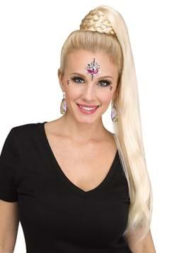 Blonde Genie Ponytail