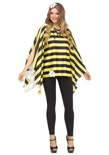 Bumblebee Womens Poncho