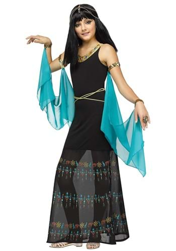 Girls Egyptian Queen Costume