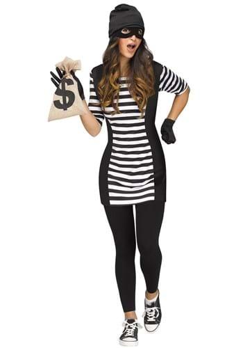 Burglar Babe Womens Costume