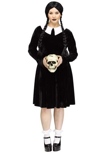 Plus Size Womens Gothic Girl Costume