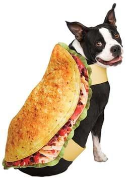 Taco Pet Costume