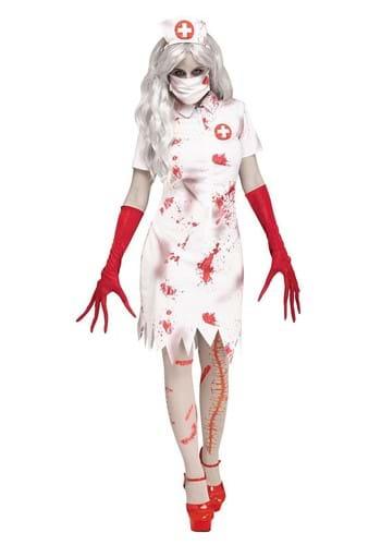 Horror Nurse Womens Costume