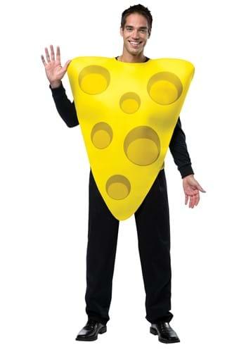 Adult Cheese Slice Costume