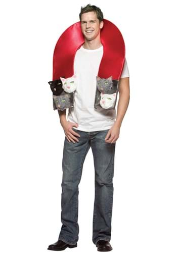 Kitty Magnet Costume for Adults