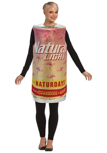 Natural Light Naturdays Can Adult Size Costume