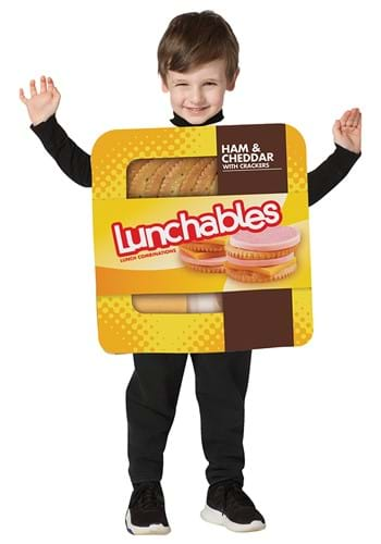 Kids Lunchables Costume