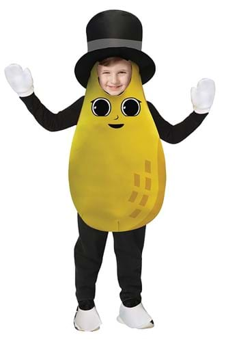 Click Here to buy Kids Baby Mr. Peanut Nut Costume from HalloweenCostumes, CDN Funds & Shipping