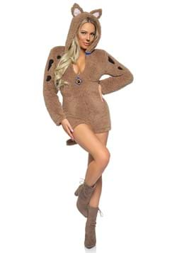 Sexy Mystery Pup Women's Costume