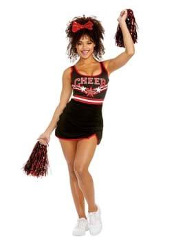 Womens Cheer Team USA Adult Costume
