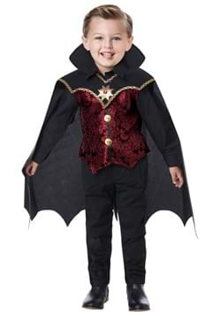 Swanky Vampire Toddler Costume