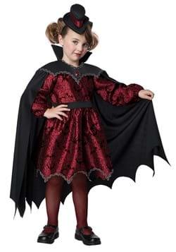 Posh Vampire Toddler Costume