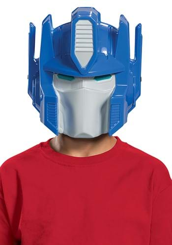 Optimus Prime EG Transformers Mask