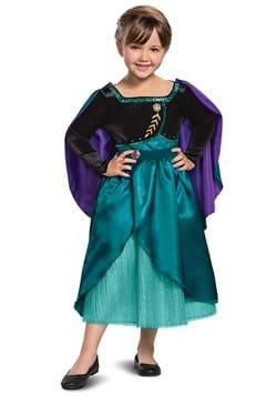 Frozen Queen Anna Deluxe Costume for Girls