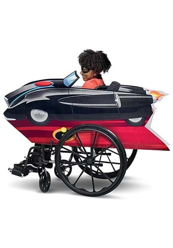 Adaptive Incredibles Wheelchair Cover Costume
