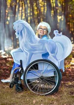 Frozen Ice Nokk Adaptive Wheelchair Cover Costume