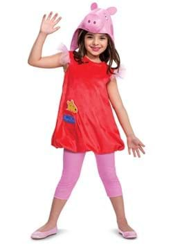 Child Deluxe Peppa Pig Costume