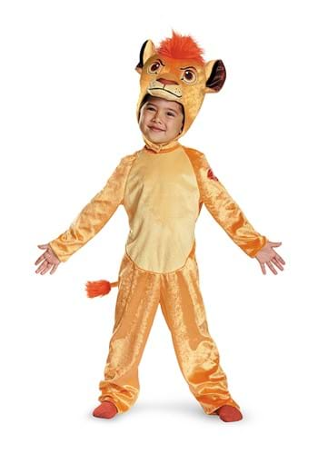 Lion Guard Kion Toddler Classic Costume