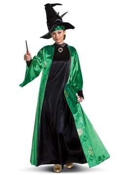 Harry Potter Adult Deluxe Professor McGonagall Costume