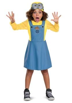 Child Minion Dress Costume