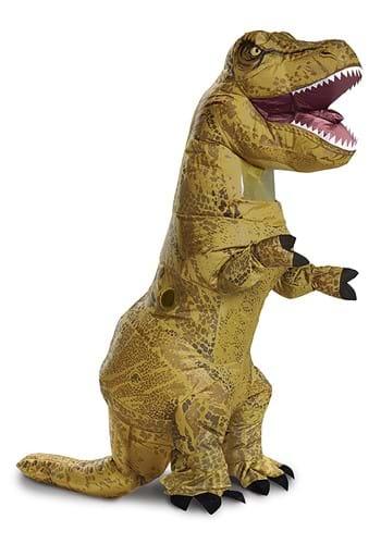 Jurassic World Kids Inflatable T-Rex Costume