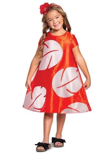 Toddler Lilo & Stitch Lilo Costume