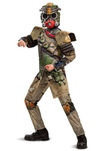 Click Here to buy Apex Legends - Bloodhound Costume from HalloweenCostumes, CDN Funds & Shipping