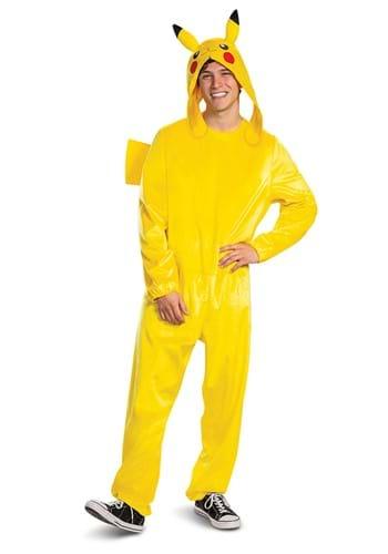 Pokemon: Deluxe Pikachu Adult Size Costume