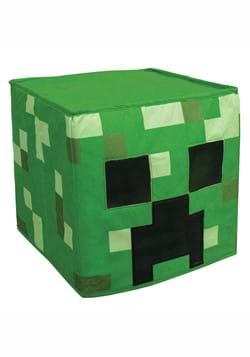 Minecraft Creeper Block Head
