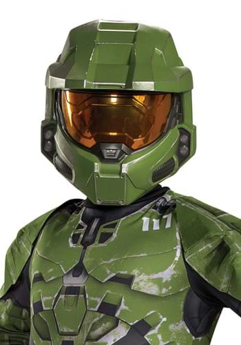 Kids Halo Infinite Master Chief Full-Face Mask