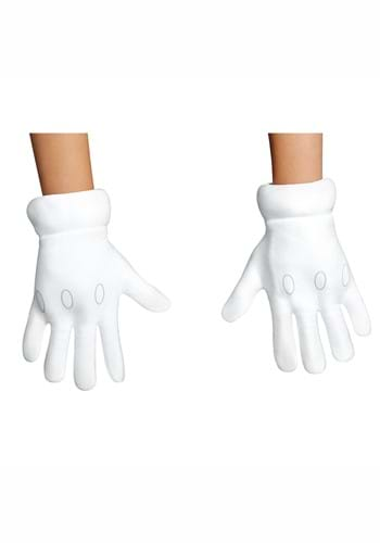 Super Mario Brothers Kids Gloves