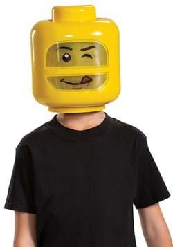 Child Lego Face Change Mask