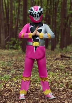 Kids Power Rangers Dino Fury Pink Ranger Costume