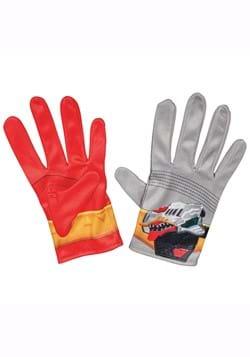Power Rangers Dino Fury Red Ranger Kids Gloves
