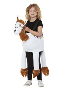 Ride a Llama Child Costume