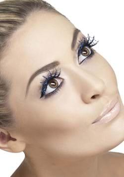Black Spiderweb Eyelashes with Glue