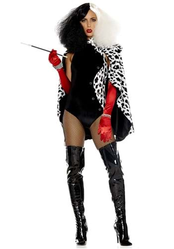 Click Here to buy Sexy De Vilish Womens Plus Costume from HalloweenCostumes, CDN Funds & Shipping
