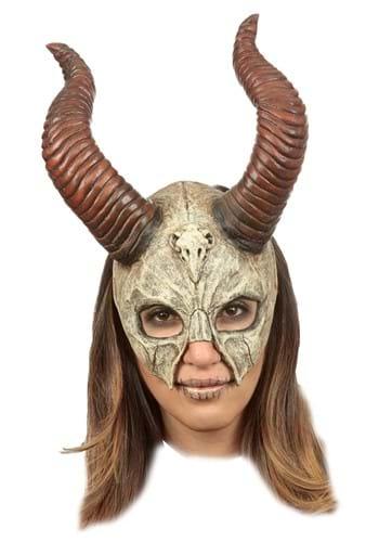 Mythical Skull Horned Mask