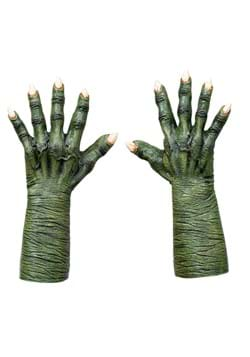 Evil Witch Green Hands