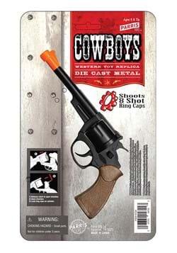 8 Shot Die Cast Pistol