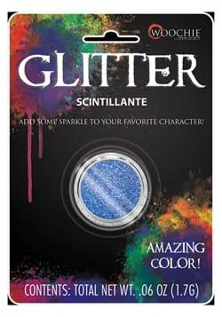 Blue Iridescent Glitter