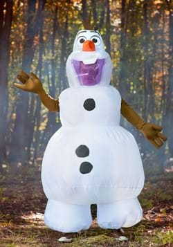 Frozen Adult Olaf Inflatable Costume