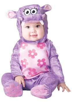 Infant Huggable Hippo Costume