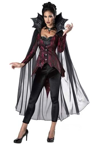 Click Here to buy Gothic Romance Vampiress Womens Costume from HalloweenCostumes, CDN Funds & Shipping